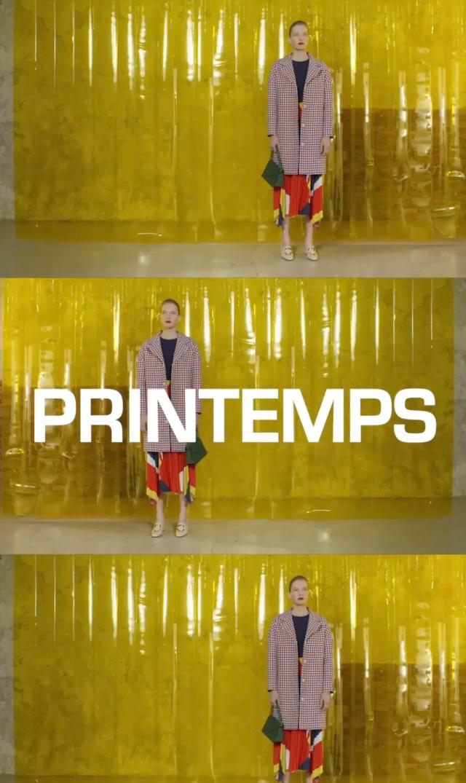 PRINTEMPS – IGTV